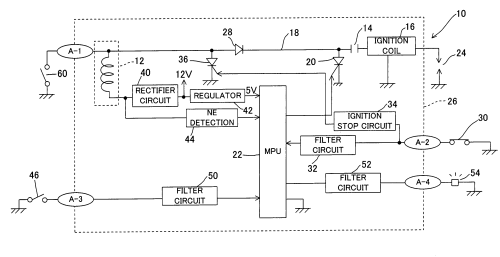 small resolution of kokusan cdi ignition schematic diagram 2 illustration of wiring cdi wiring diagram cdi tester diagram