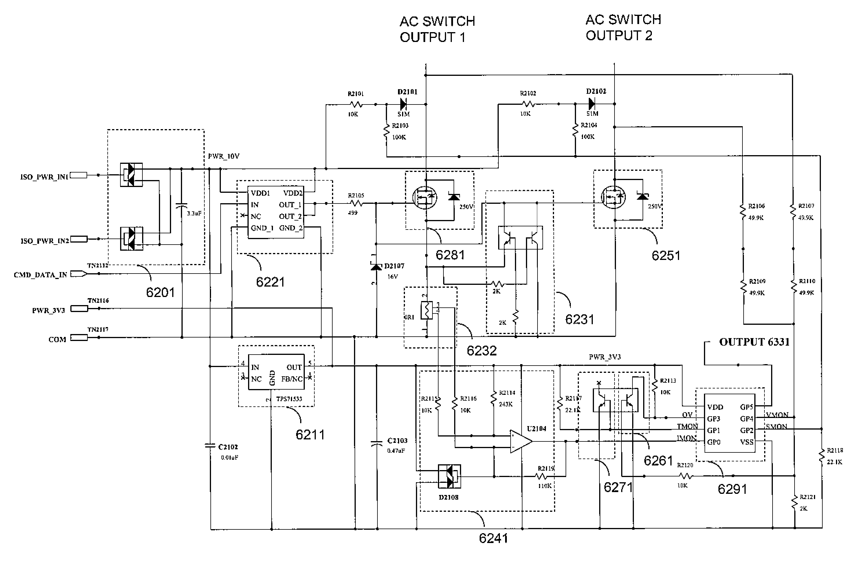 17 New Delta 6201 Pto Switch Diagram