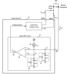gaas laser diode diagram laser driver automatic power control [ 1988 x 2206 Pixel ]