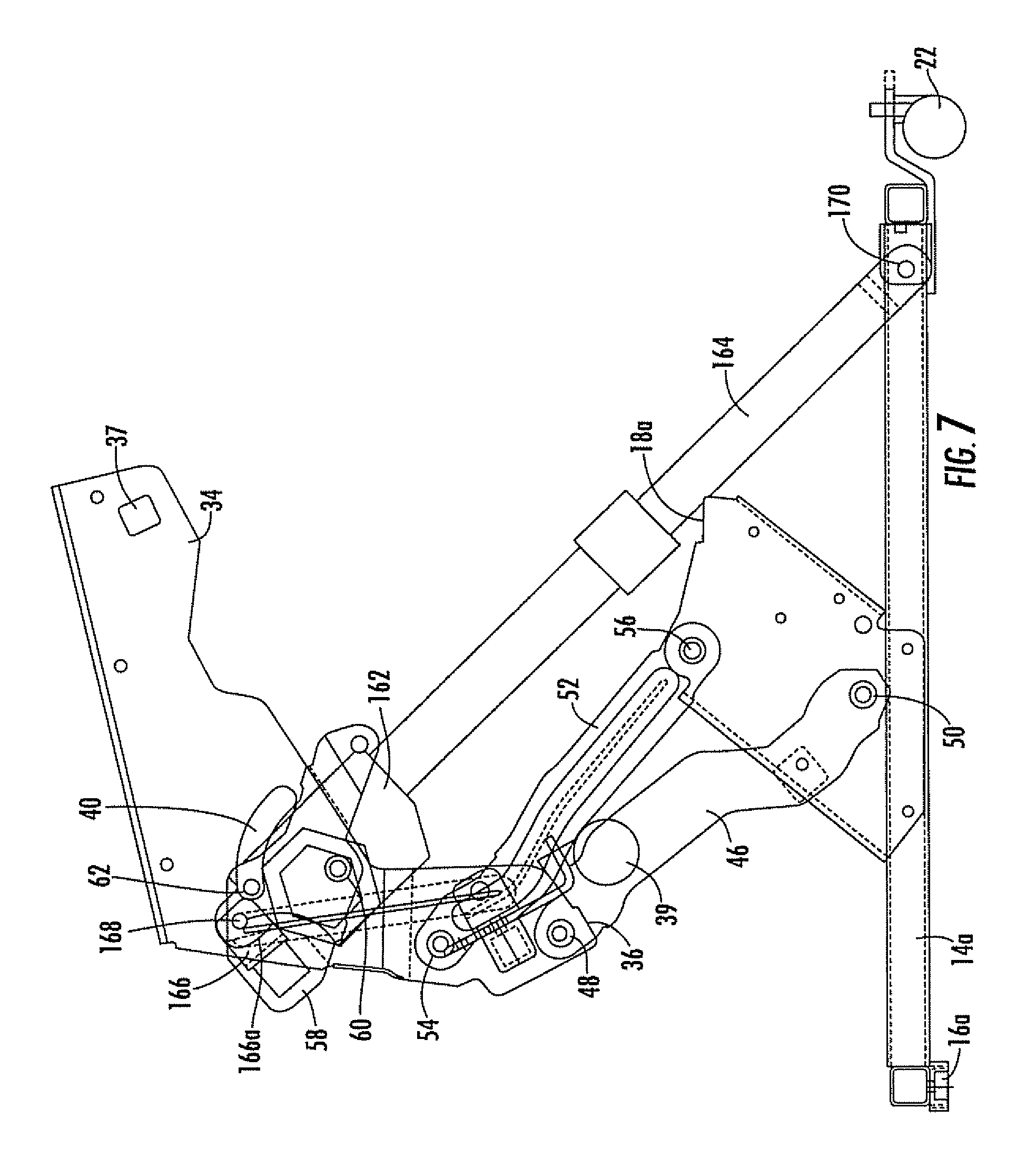 Reclining Chair Parts