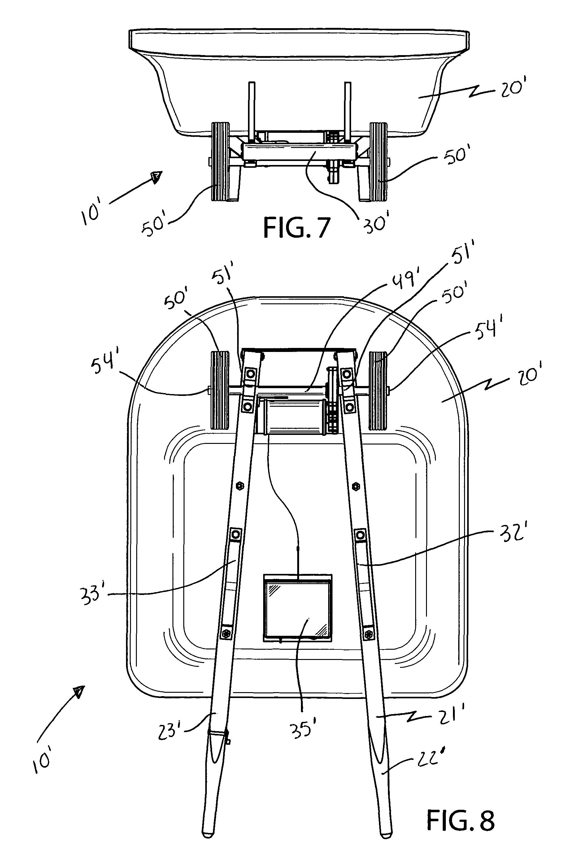 Electric Wheelbarrow Wiring Diagram Nissan Sentra Ignition