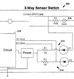 us07791282 20100907 d00000 patent us7791282 motion sensor switch for 3 way light circuit at aneh  [ 2316 x 1650 Pixel ]