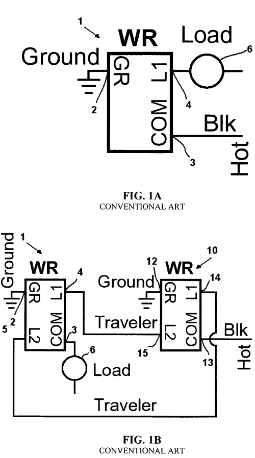 small resolution of  us07791282 20100907 d00001 patent us7791282 motion sensor switch for 3 way light circuit at aneh