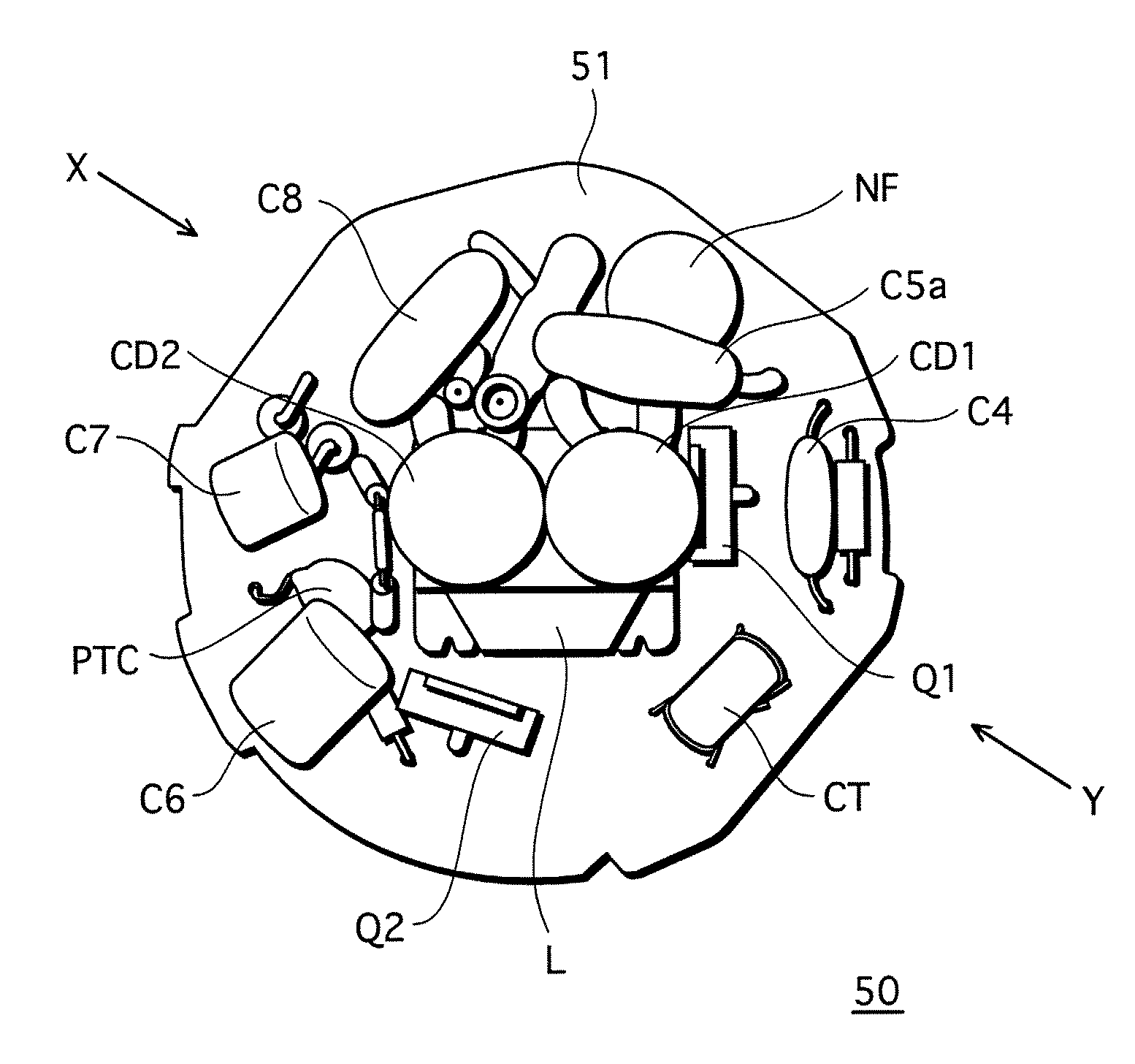 Patent us7821207 lighting unit and discharge l patenten