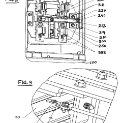 5 Jaw Meter Socket Wiring Diagram Nissan Frontier Speaker Patent Us7837498 Wire Distributed 5th System For