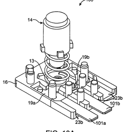 push button switch google patents on wiring led strip to toggle switch [ 1307 x 1565 Pixel ]