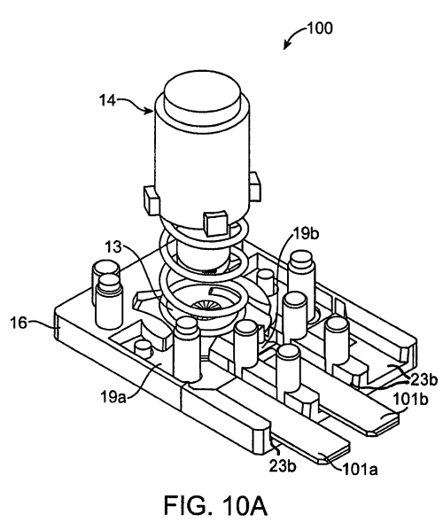 small resolution of push button switch google patents on wiring led strip to toggle switch