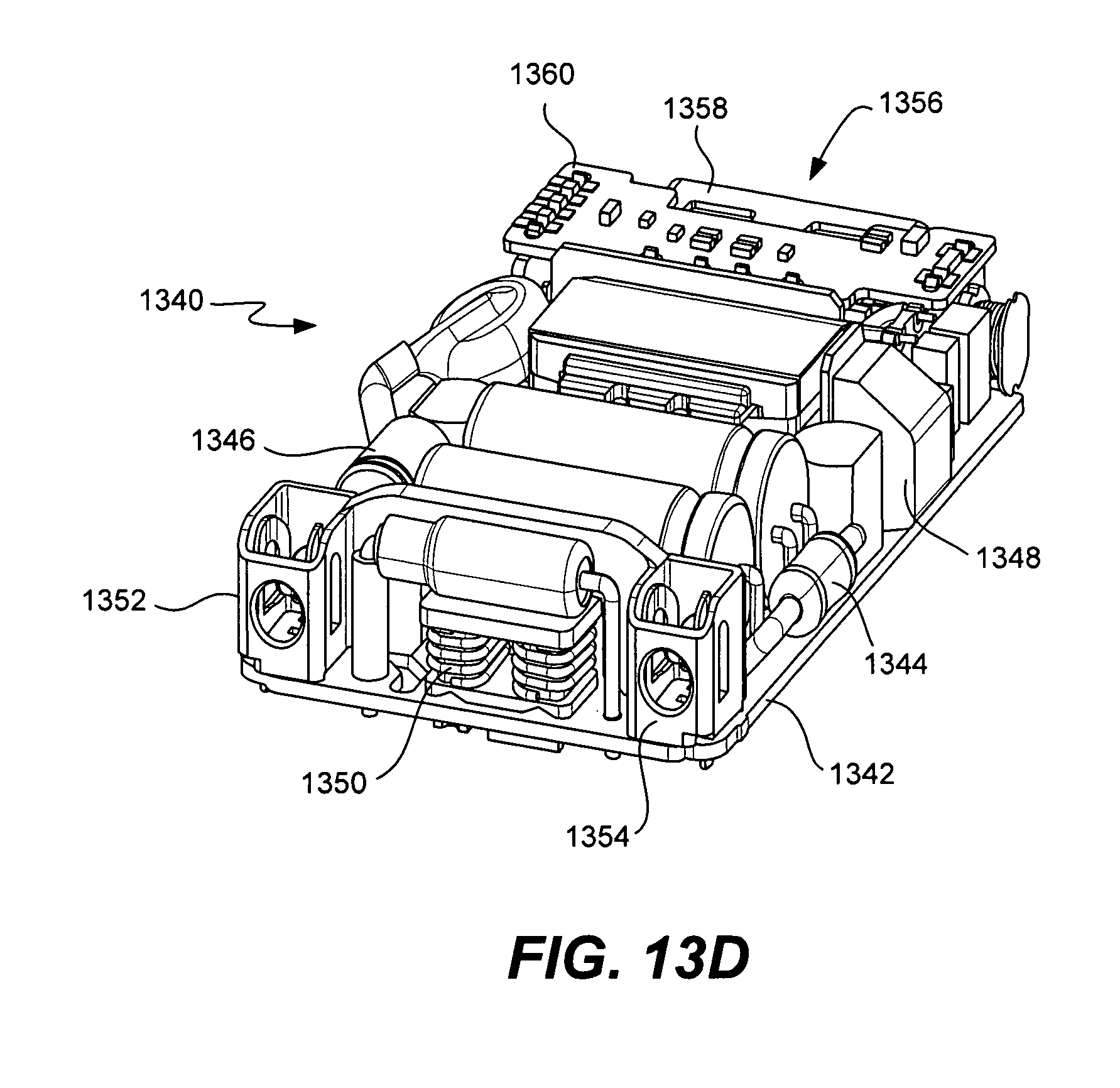 airplane piston engine diagram