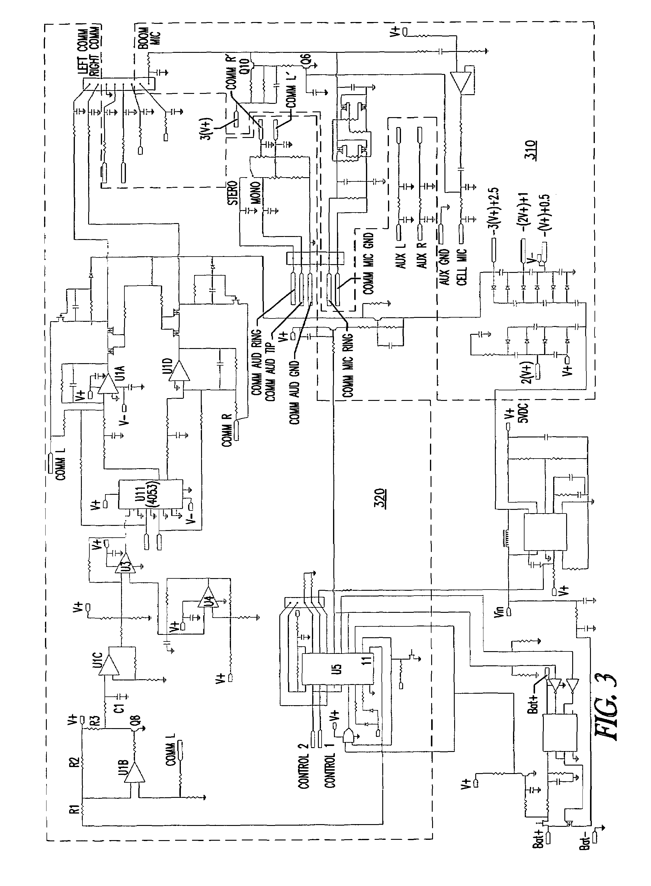 Bose A20 Headset Wiring Diagram