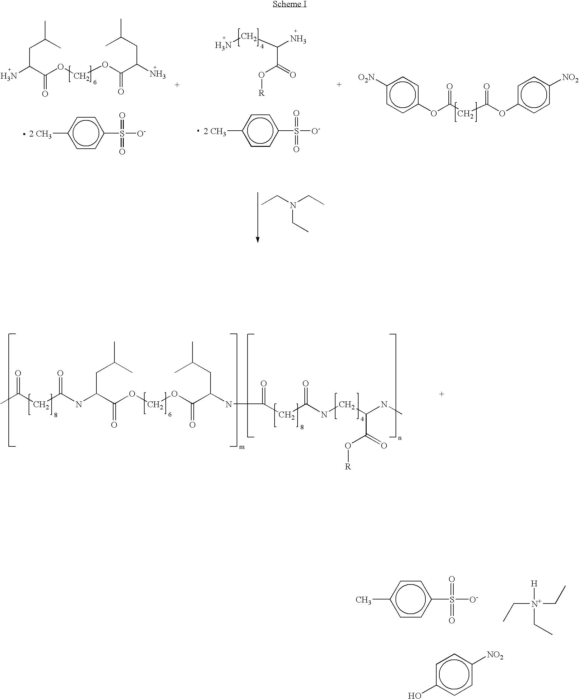 polyethylene phase diagram ford alternator diode testing patent us7910152 poly ester amide based drug delivery