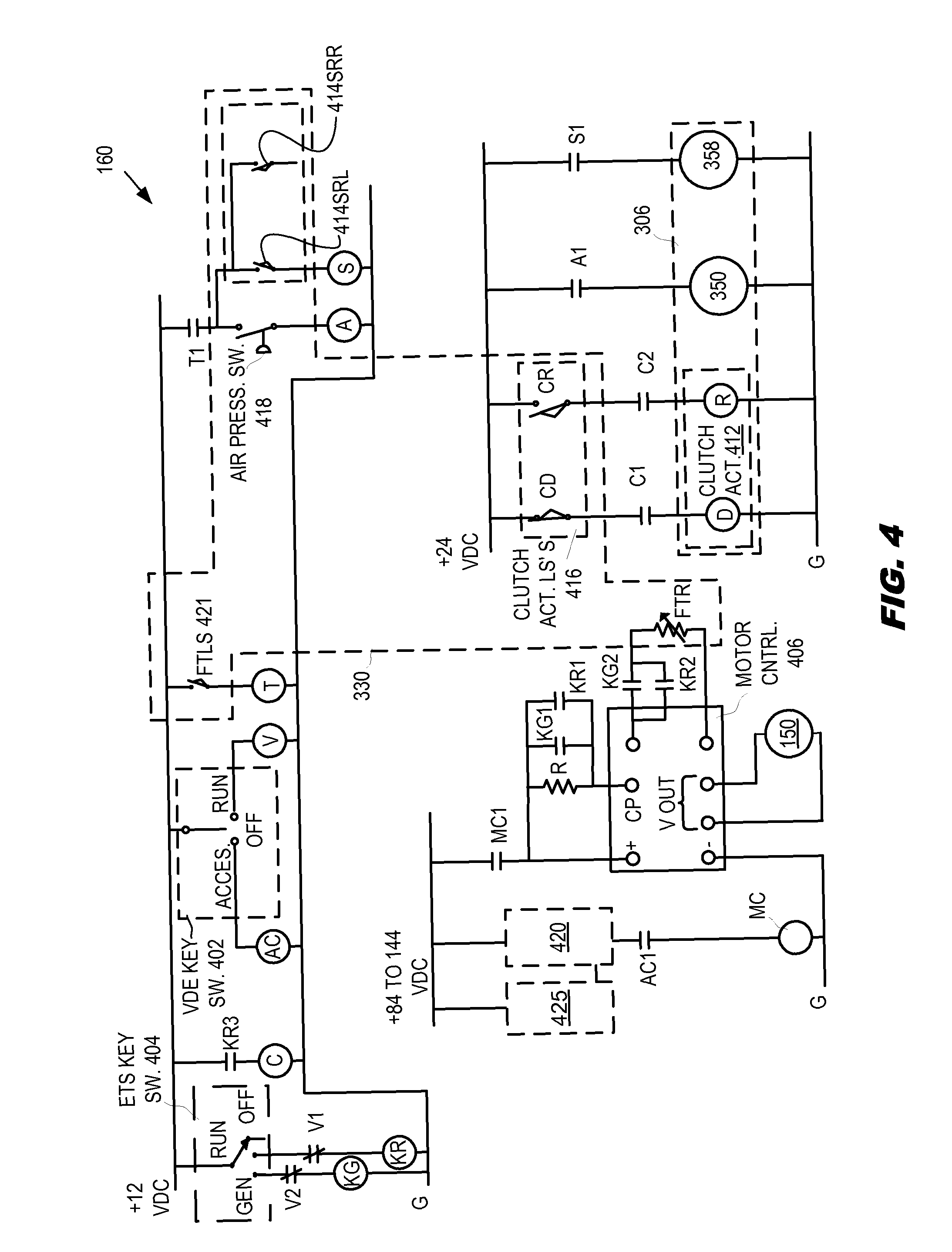 Eaton Fuller Air Diagram