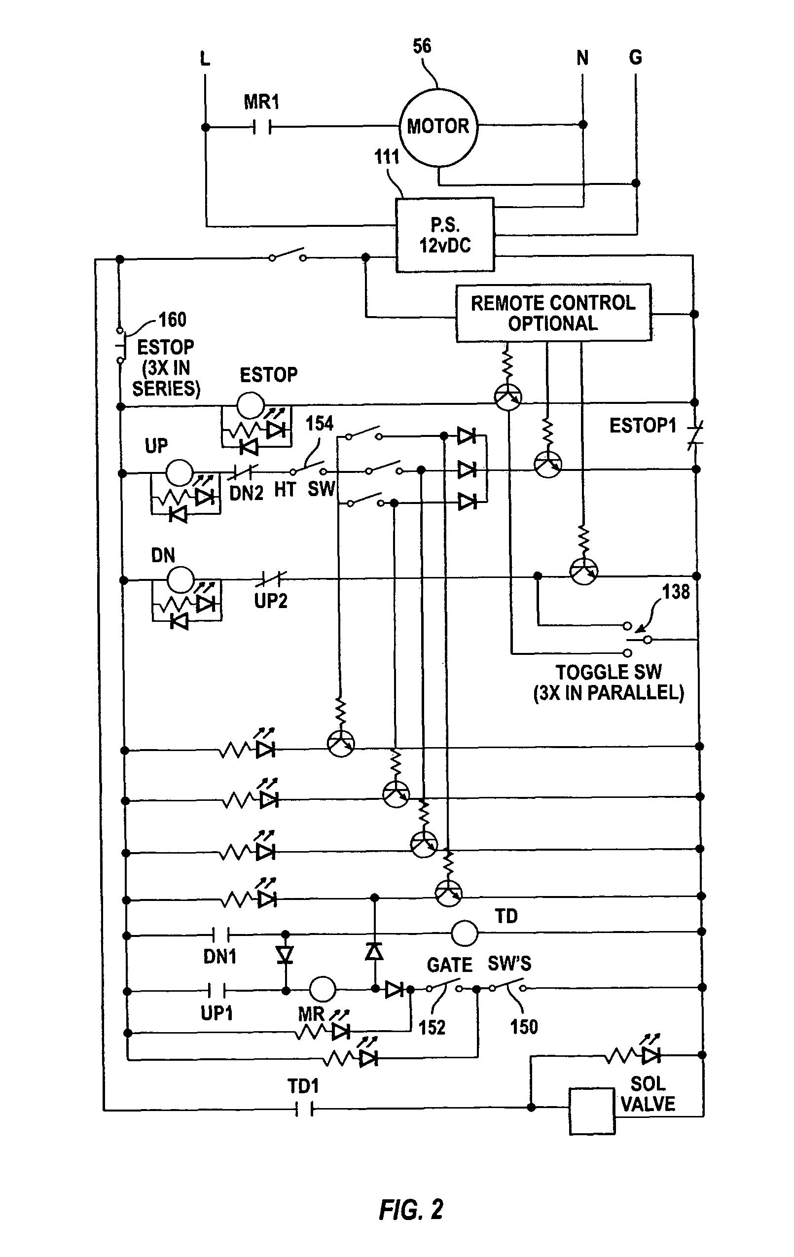 Volvo Construction Motor diagram