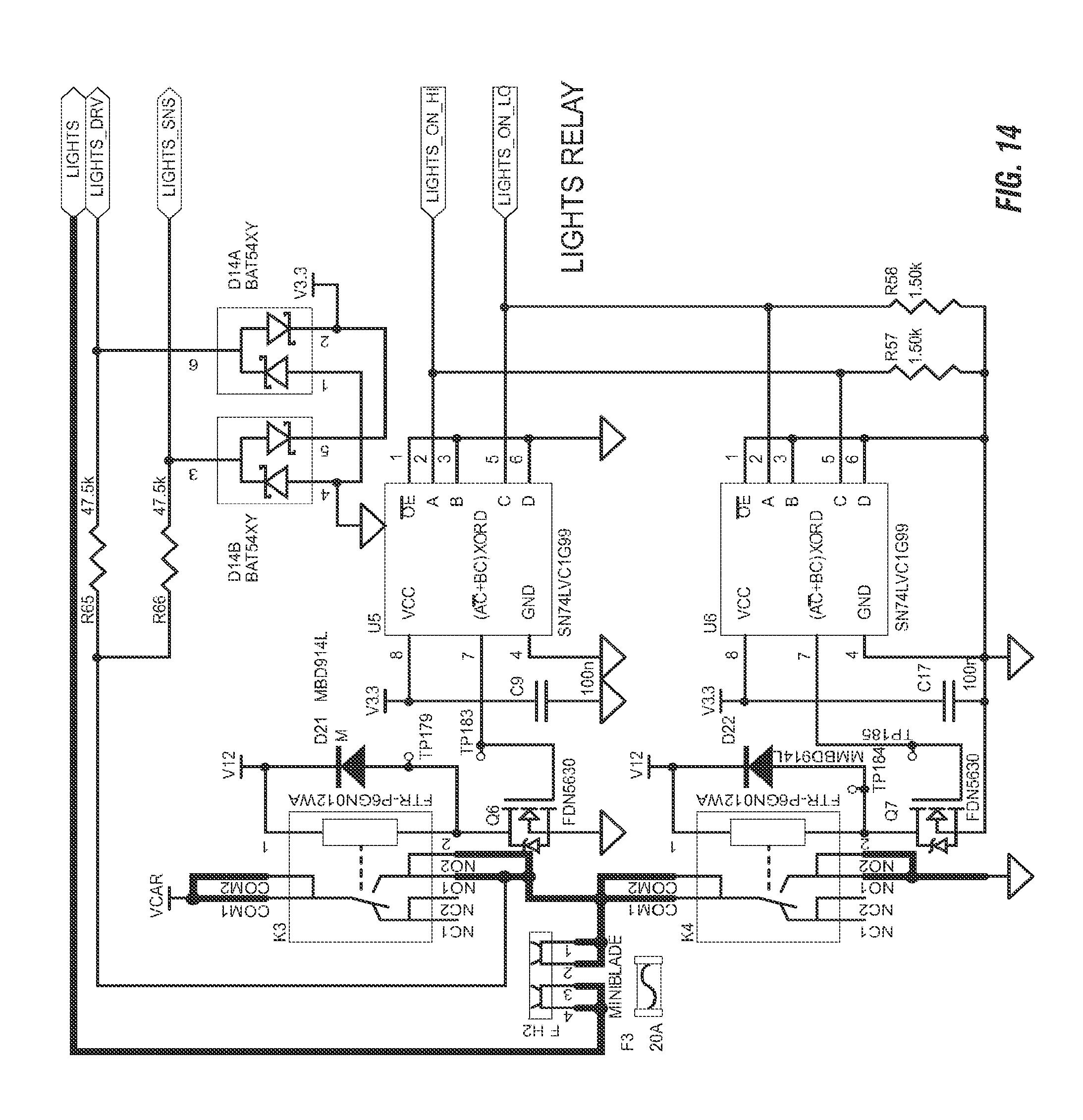 alcohol interlock wiring diagram
