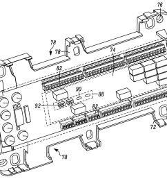 carrier heat pump wiring carrier heat pump wiring diagram heat pump thermostat wiring goodman heat pump [ 2315 x 1759 Pixel ]
