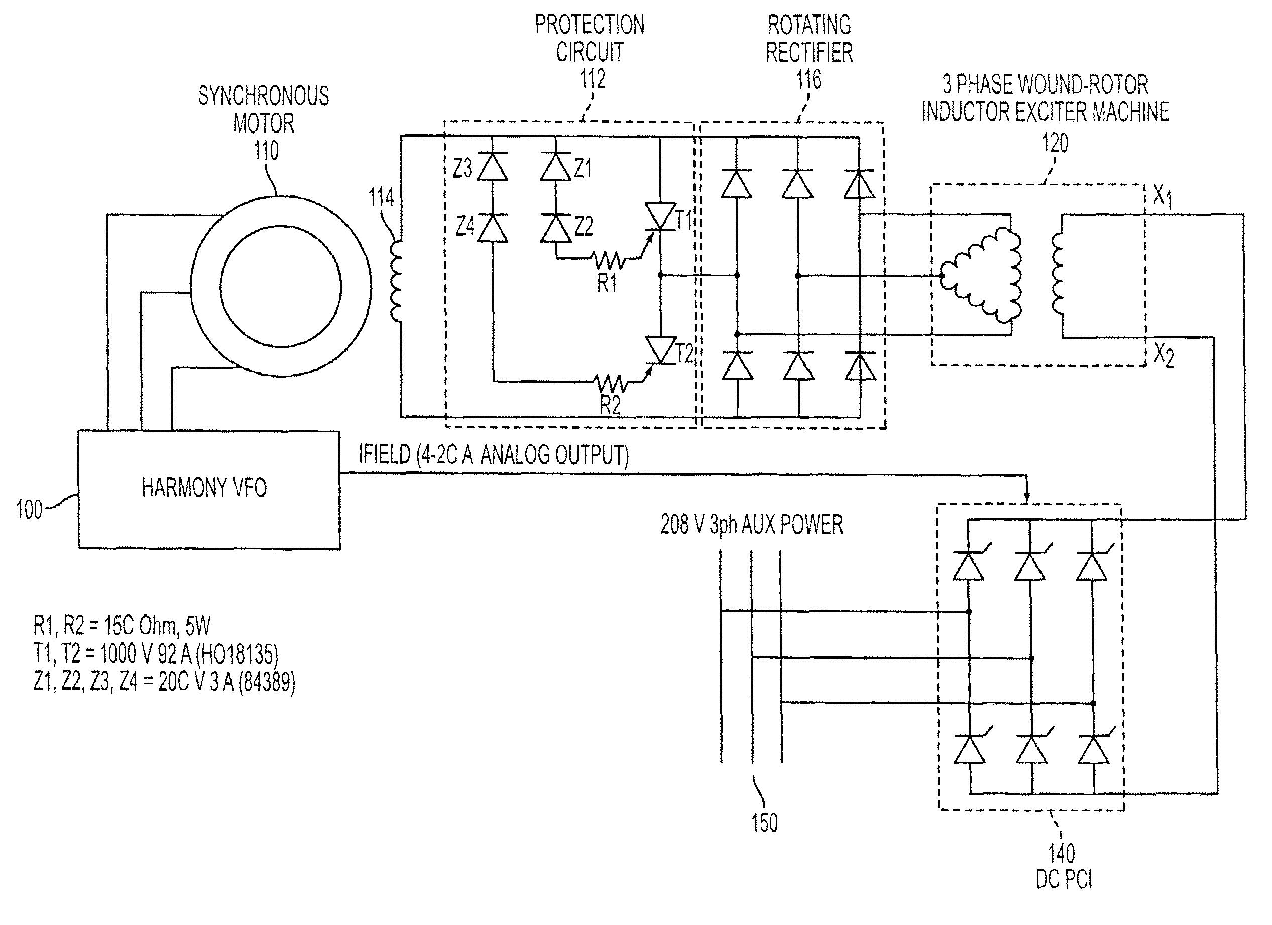 brushless motor wiring diagram 2004 ford explorer parts synchronous lafert