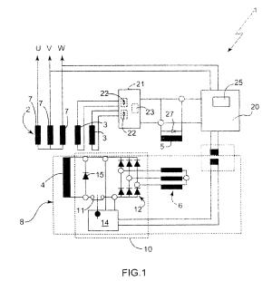 Patent US8013578  Alternator  Google Patents