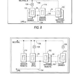 Lutron 4 Way Dimmer Wiring Diagram Sdlc Waterfall Model Patent Us8018166 - Lighting Control System And Three Occupancy Sensor Google Patents