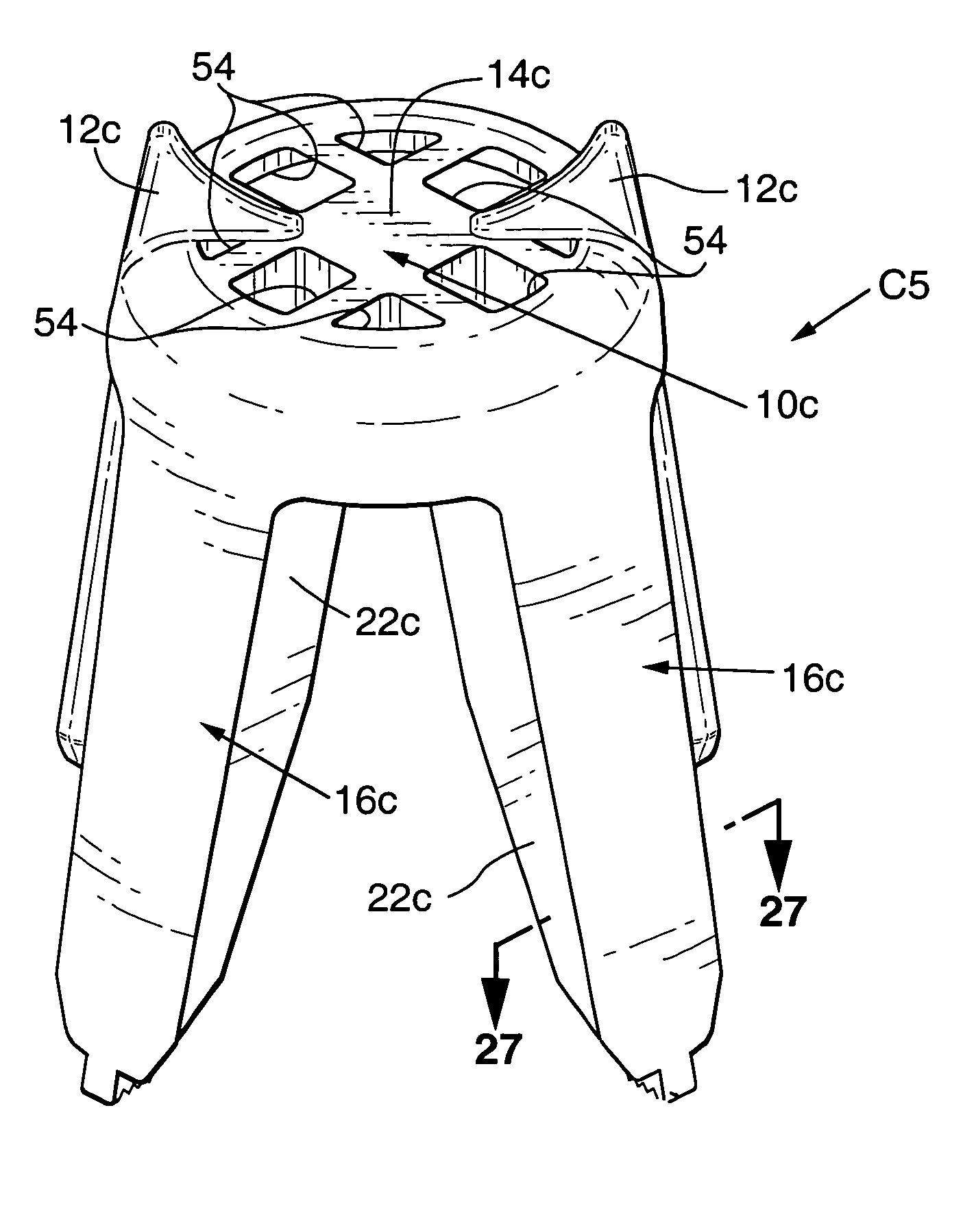 rebar chair sizes white wedding covers uk patent us8028490 google patents