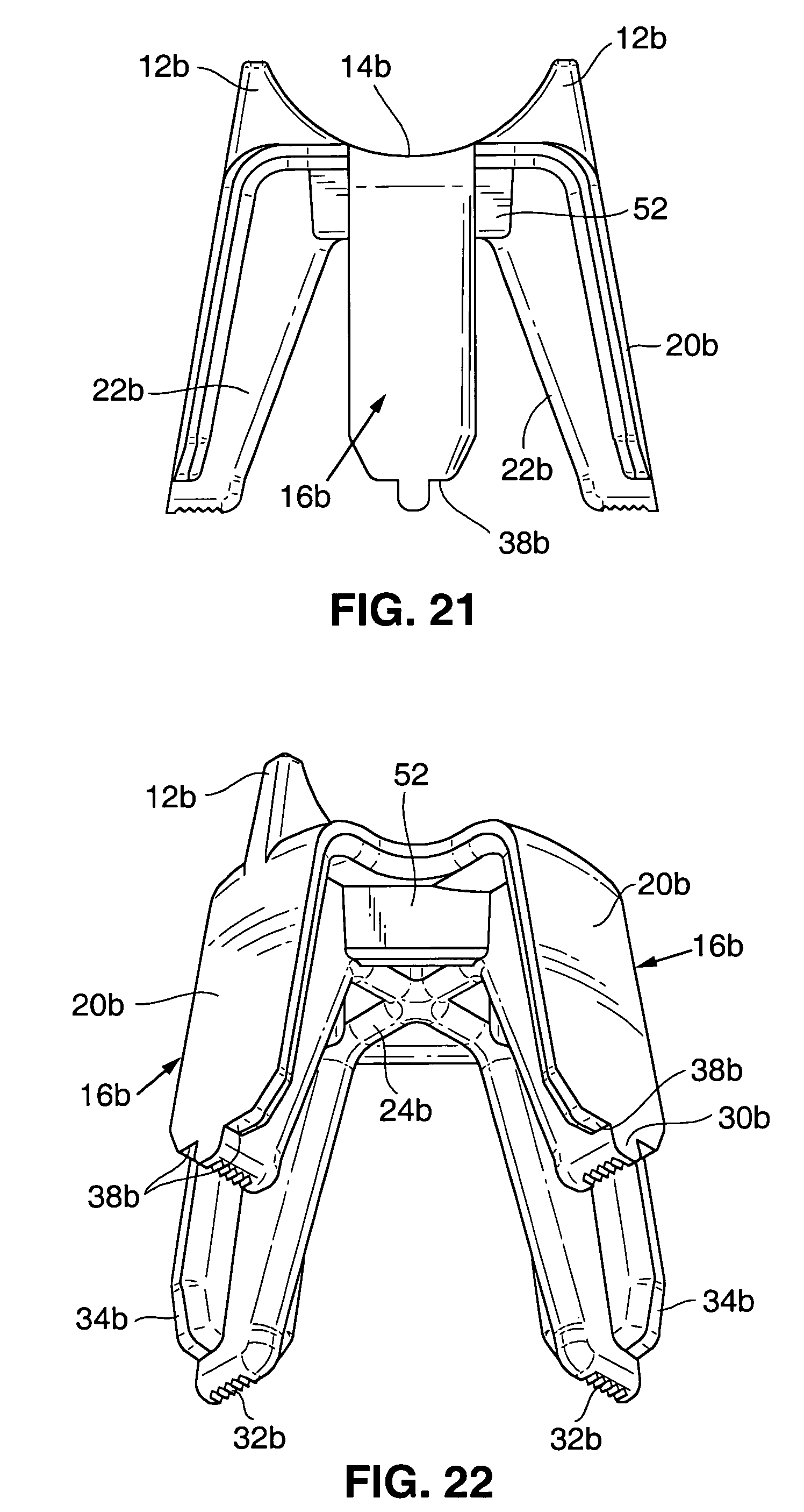 rebar chair sizes recliner heated massage patent us8028490 google patents