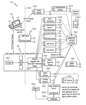 Patent US8046625  Distributed fault tolerant architecture