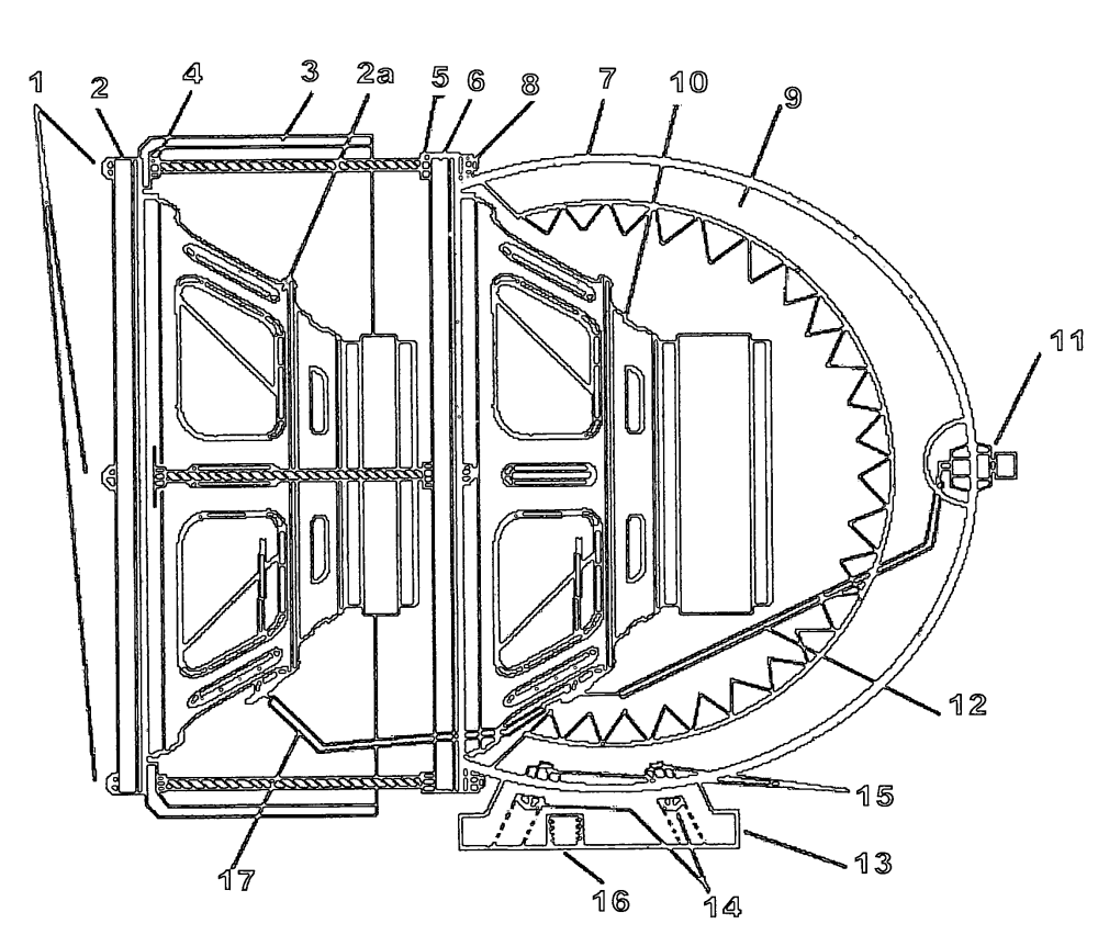 medium resolution of pact open baffle speaker system google patents on 3 way speaker wiring