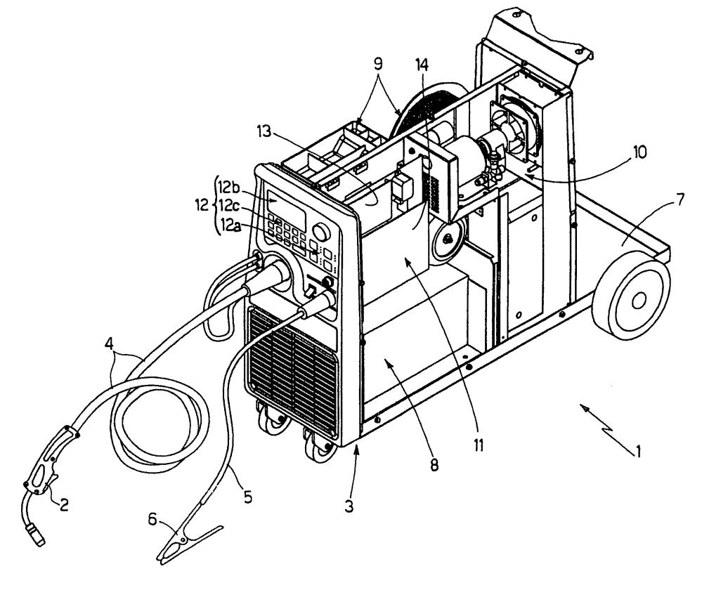 medium resolution of  us08080762 20111220 d00000 welding machine parts diagram welding machine diagram symbols machine parts diagram at cita