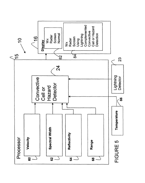small resolution of patent us8089391 weather radar system and method using data from a figure 1 lightning sensor unit schematic expanded