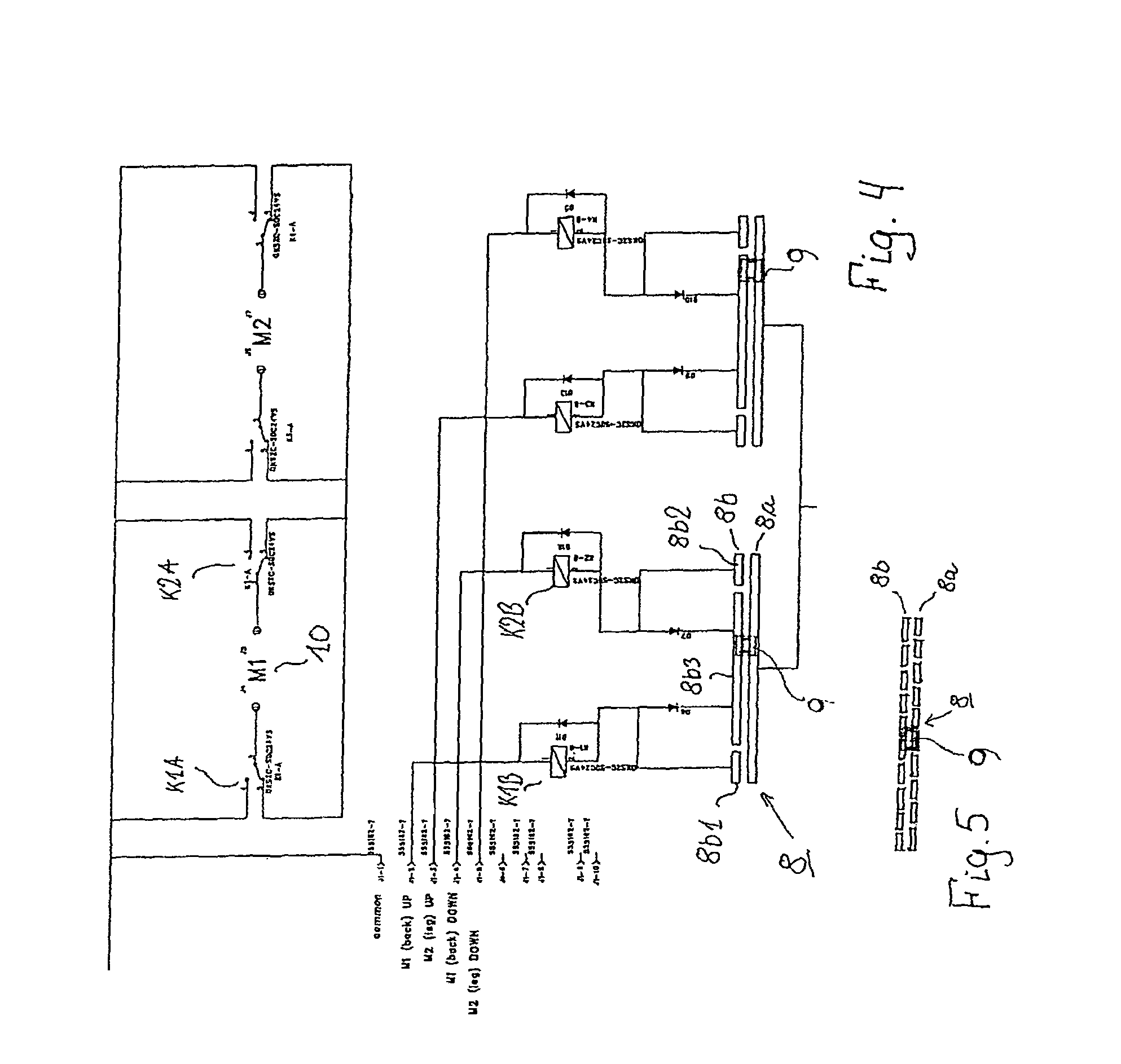 linear actuator wiring diagram audiovox alarm patent us8127633 google patents