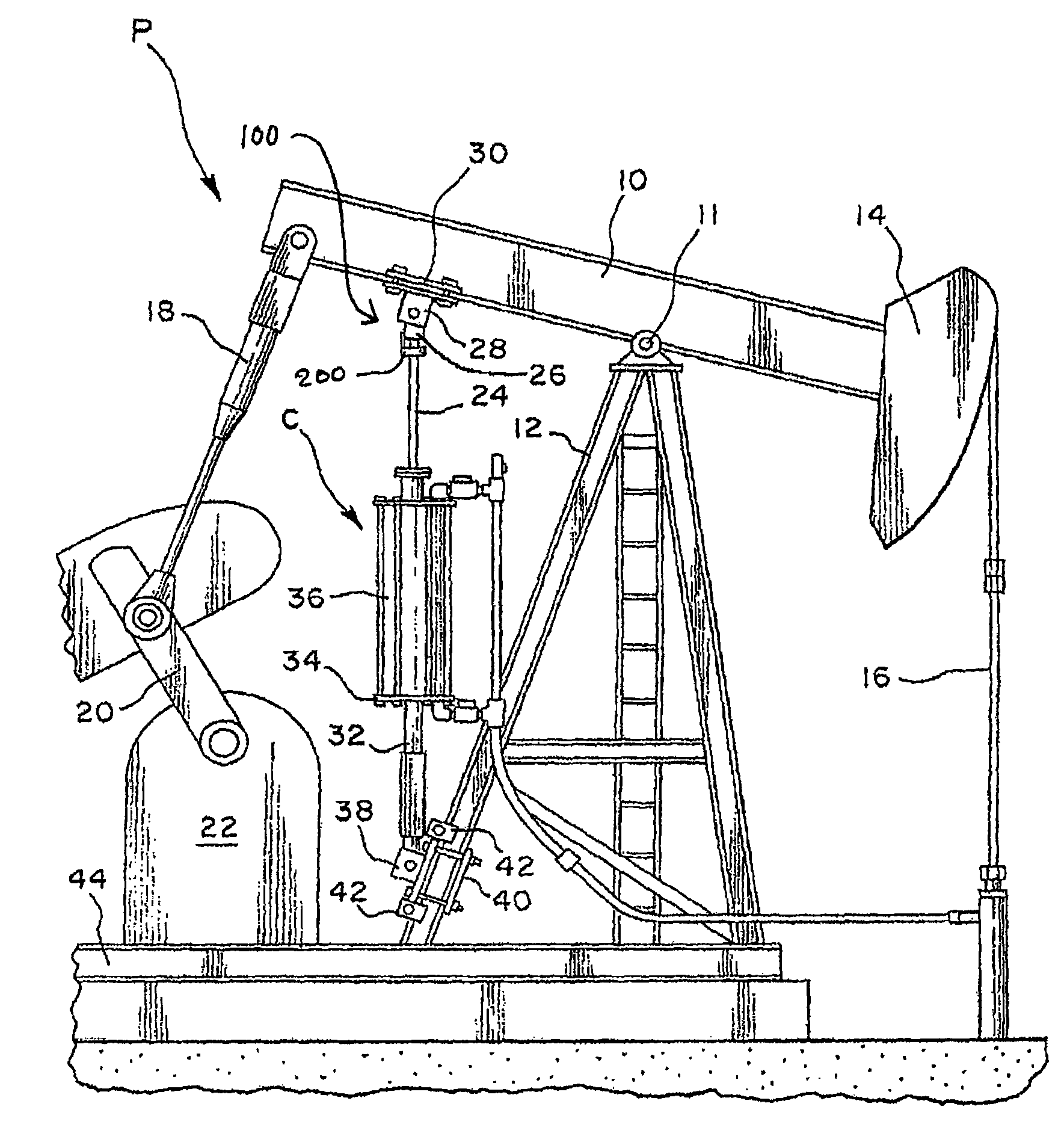 Oil Pump Oil Pump Jack Diagram
