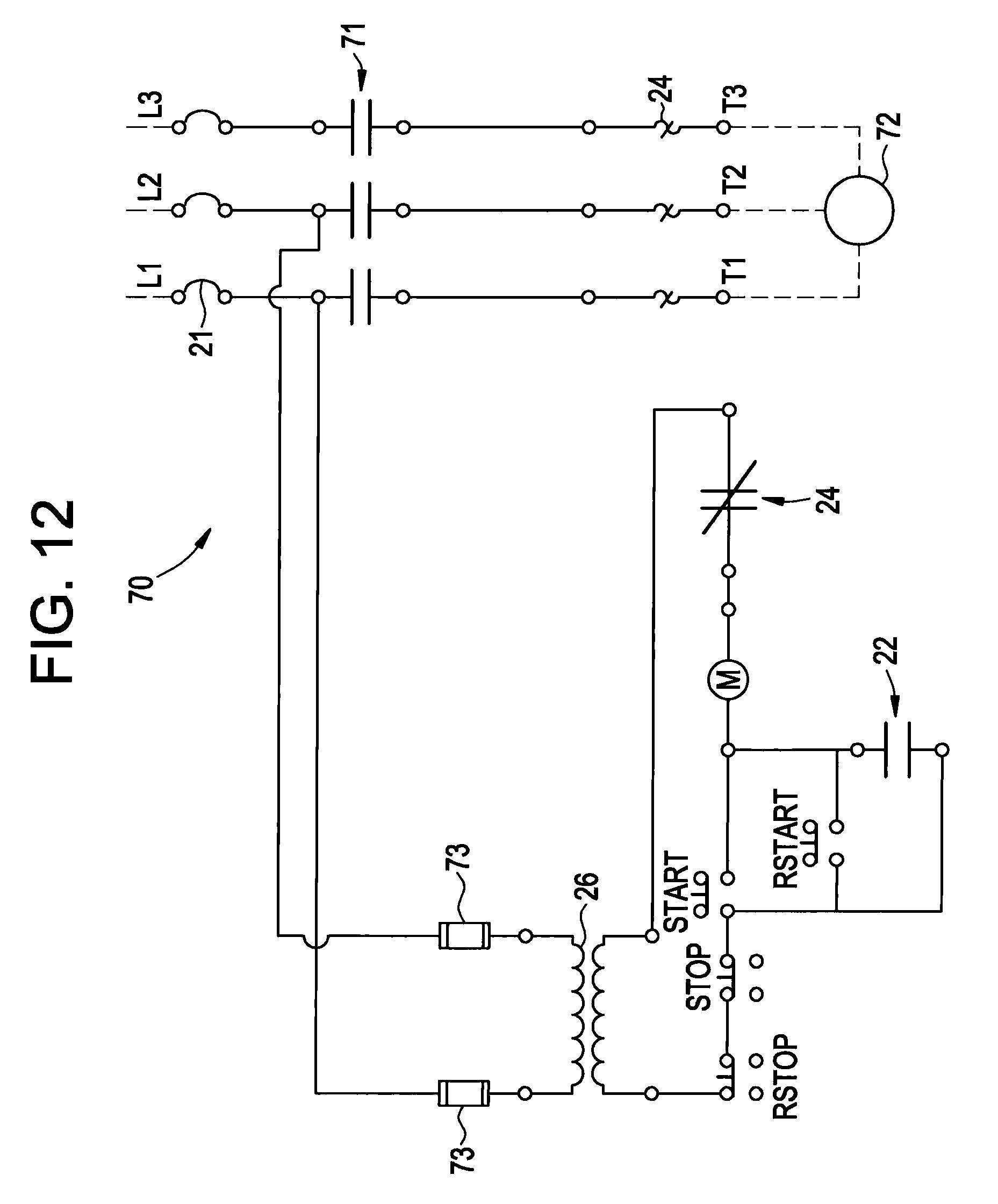 Starter Panel Wiring Diagram Motor Starter Wiring Diagram Pdf