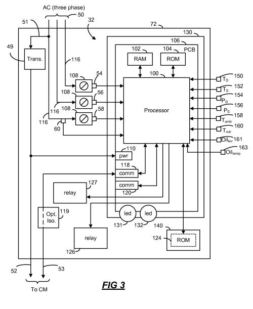 small resolution of us08160827 20120417 d00003 patent us8160827 compressor sensor module google patents ranco dual pressure switch wiring diagram