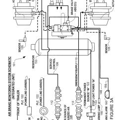 98 F150 Alarm Wiring Diagram 4 Ways Switch Patent Us8204668 Brake Monitoring System Google Patents