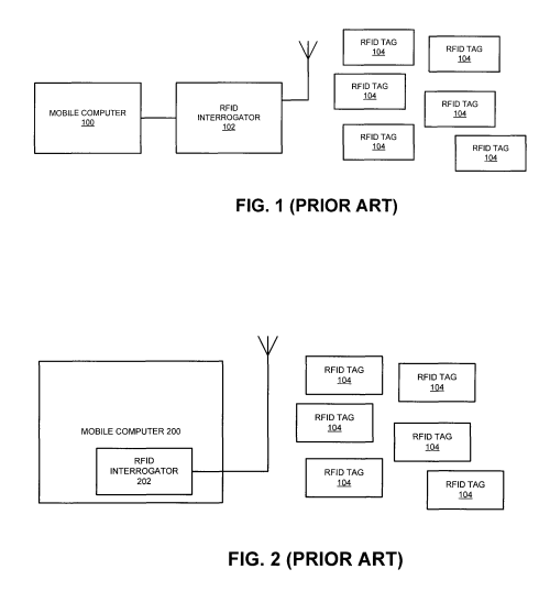 small resolution of patent us8217757 voice over rfid google patents interagator alarm wiring diagram for board