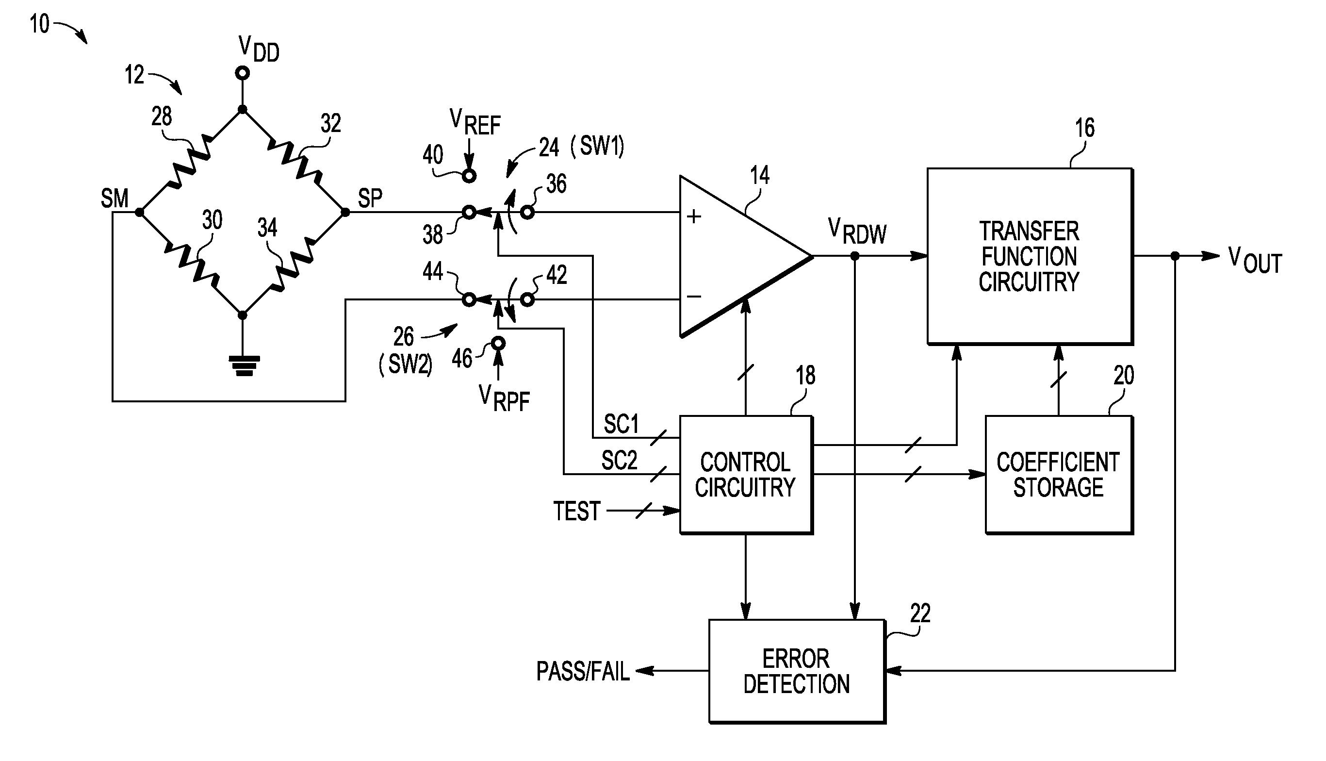 pressure sensor wiring diagram youtube