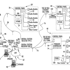 Simplex Duct Detector 2098 Wiring Diagram 240 Volt Diagrams Patent Us8248226 System And Method For Monitoring