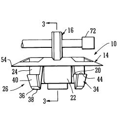 patent us8261409 grommet google patents patent us6660937 grommet for automotive wiring harness google [ 1780 x 1135 Pixel ]