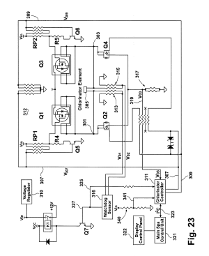 Patent US8273254  Spa water sanitizing system  Google