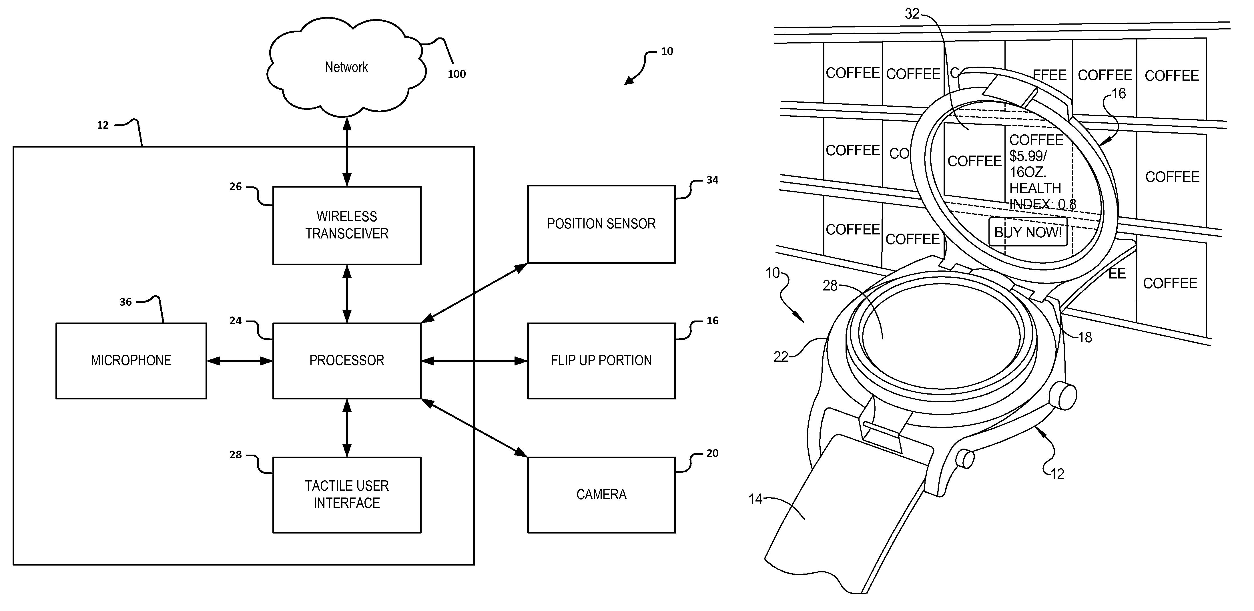 Wireles Alarm System Block Diagram