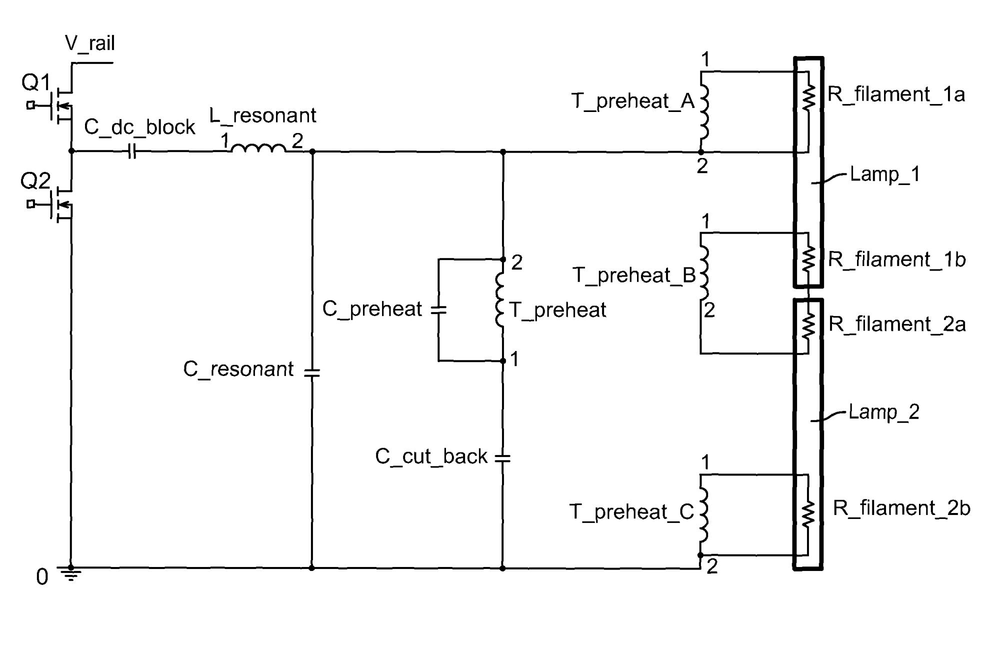 hight resolution of rapid start wiring diagram wiring diagrams schematics general electric ballast wiring diagram outstanding programmed start ballast
