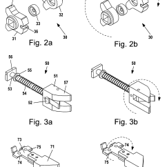 Mortise Lock Parts Diagram Nema 6 30r Wiring Patent Us8292336 Assembly Google Patents
