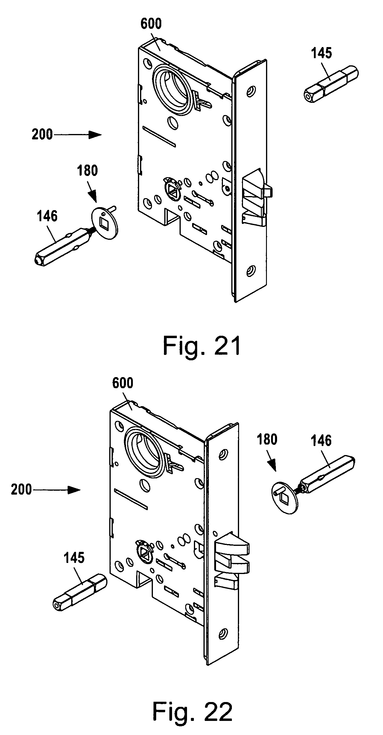 mortise lock parts diagram of rib cage and muscles patent us8292336 assembly google patents
