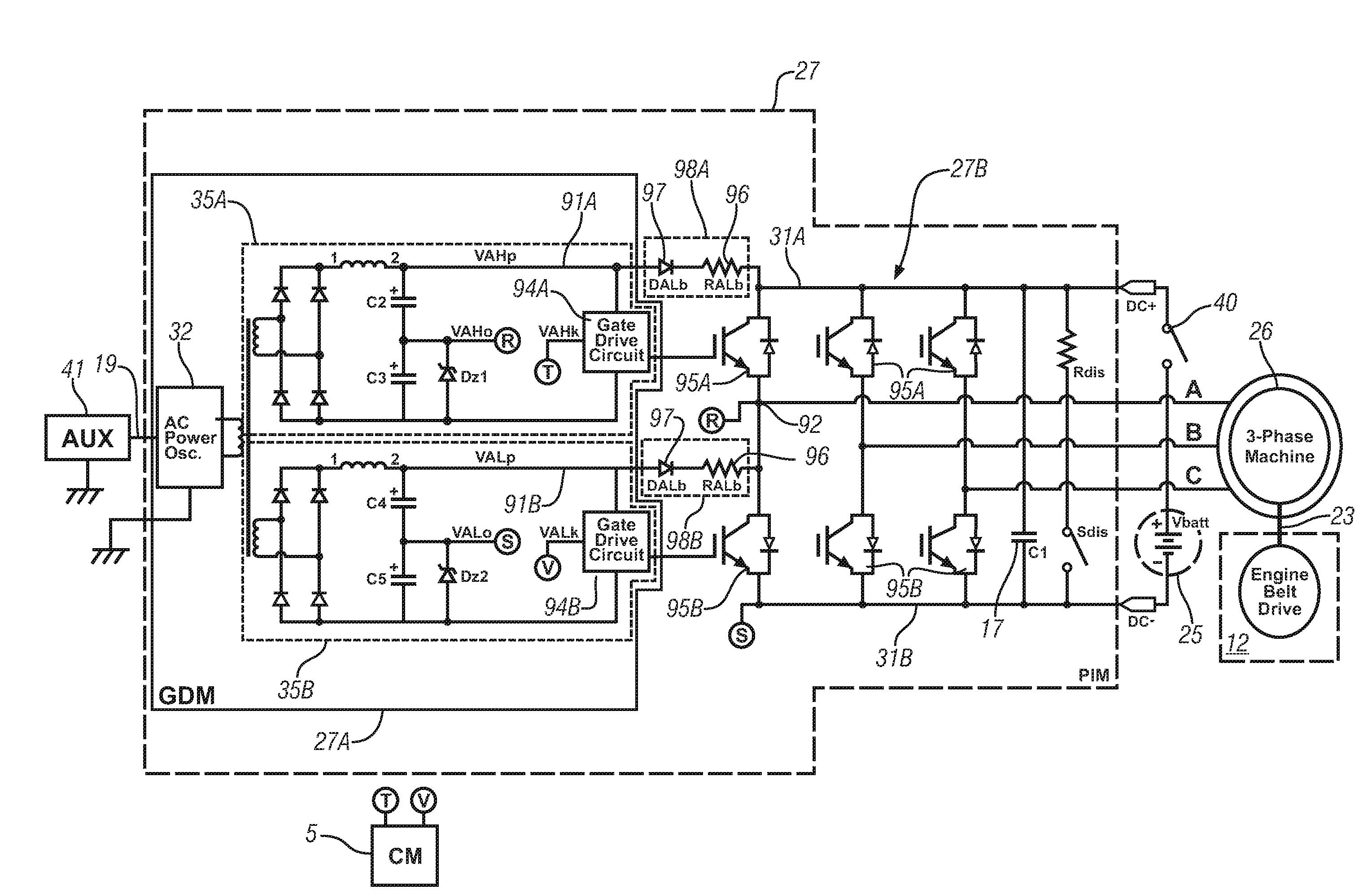 Disconnect Electrical Motor Connection Diagram