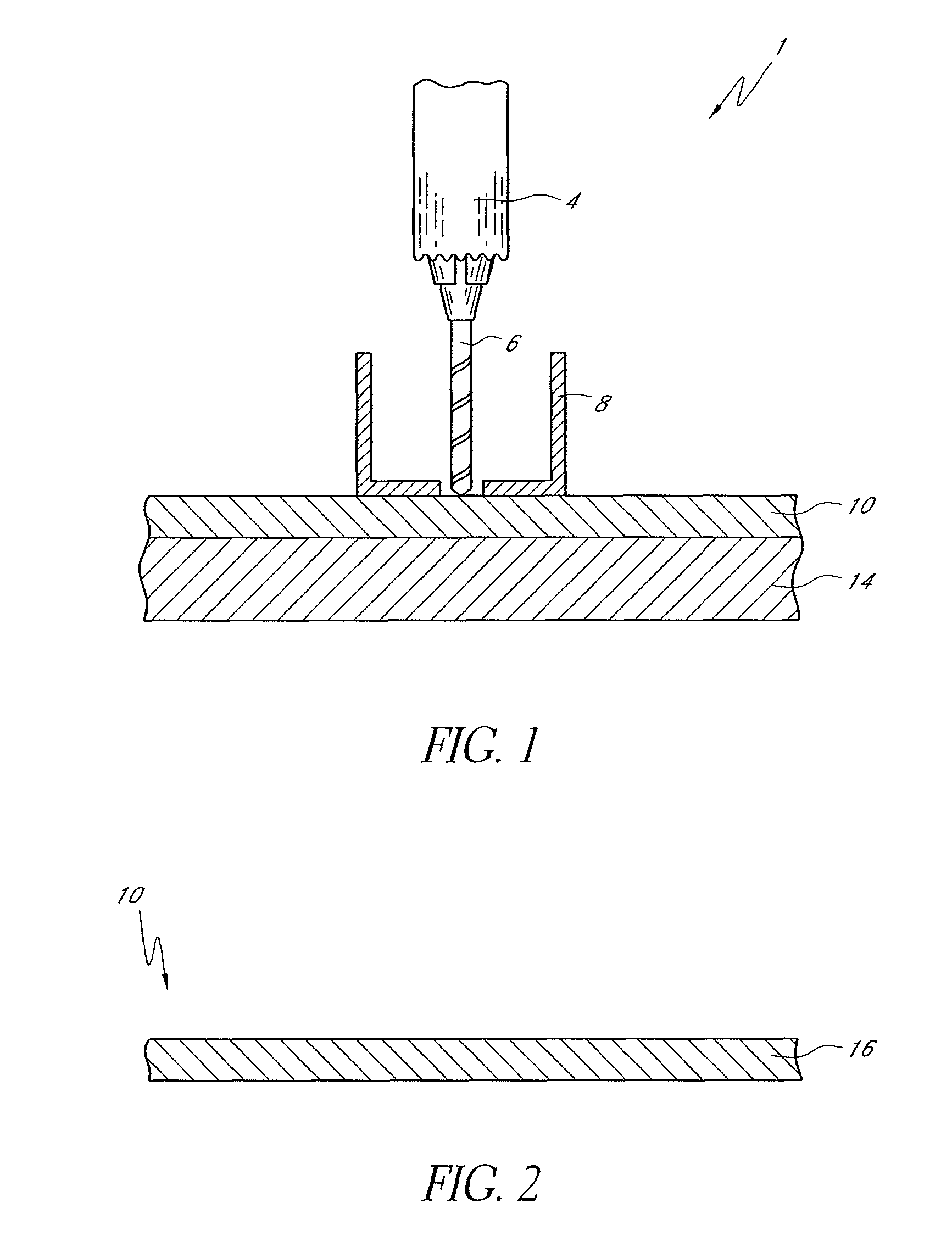 circuit board drilling holes