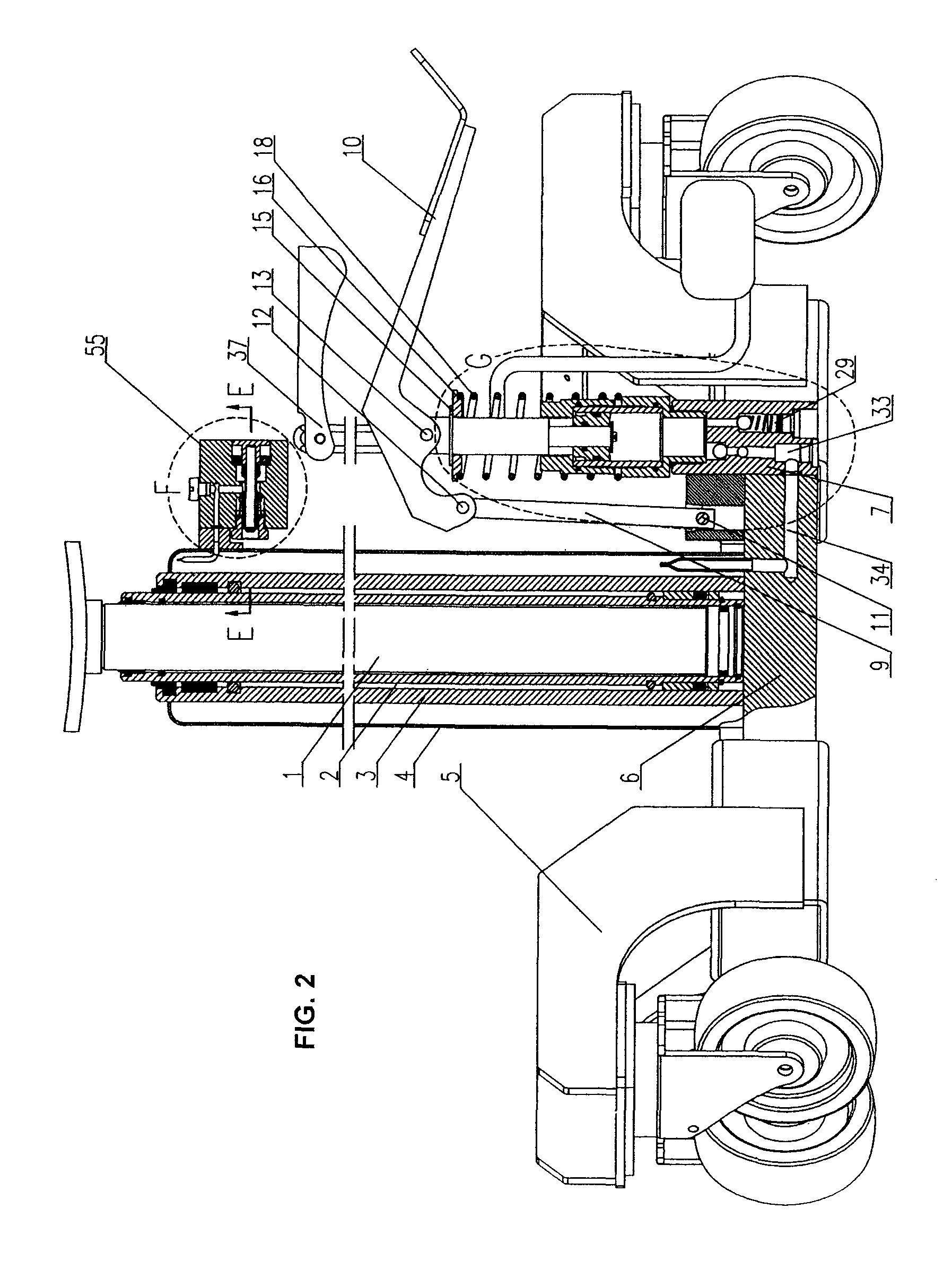 Farmall H Hydraulic Pump Diagram