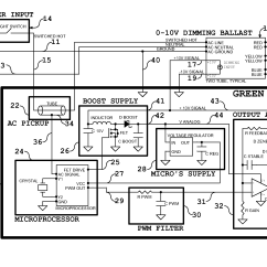 Fluorescent Dimming Ballast Wiring Diagram Printable Sets Of Numbers Patent Us8350494 Lamp Controller
