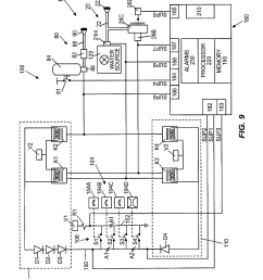 us08378834 20130219 d00010 patent us8378834 kitchen hood assembly with fire suppression at cita asia ansul system wiring diagram  [ 2037 x 2530 Pixel ]