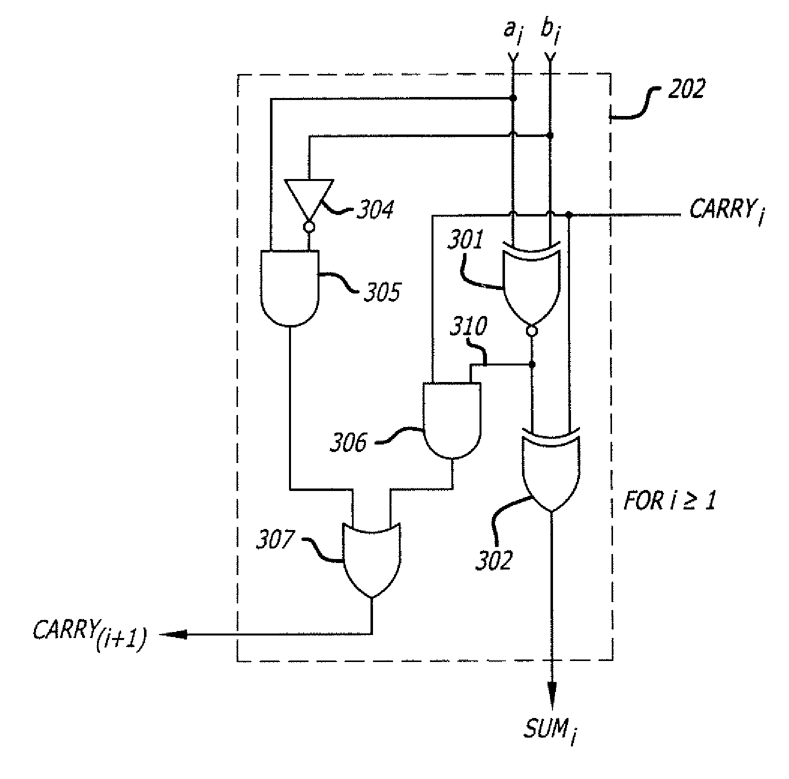 Xor Gate Schematic
