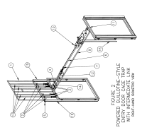 Patent US8413368 - Advanced-powered sliding or guillotine ...