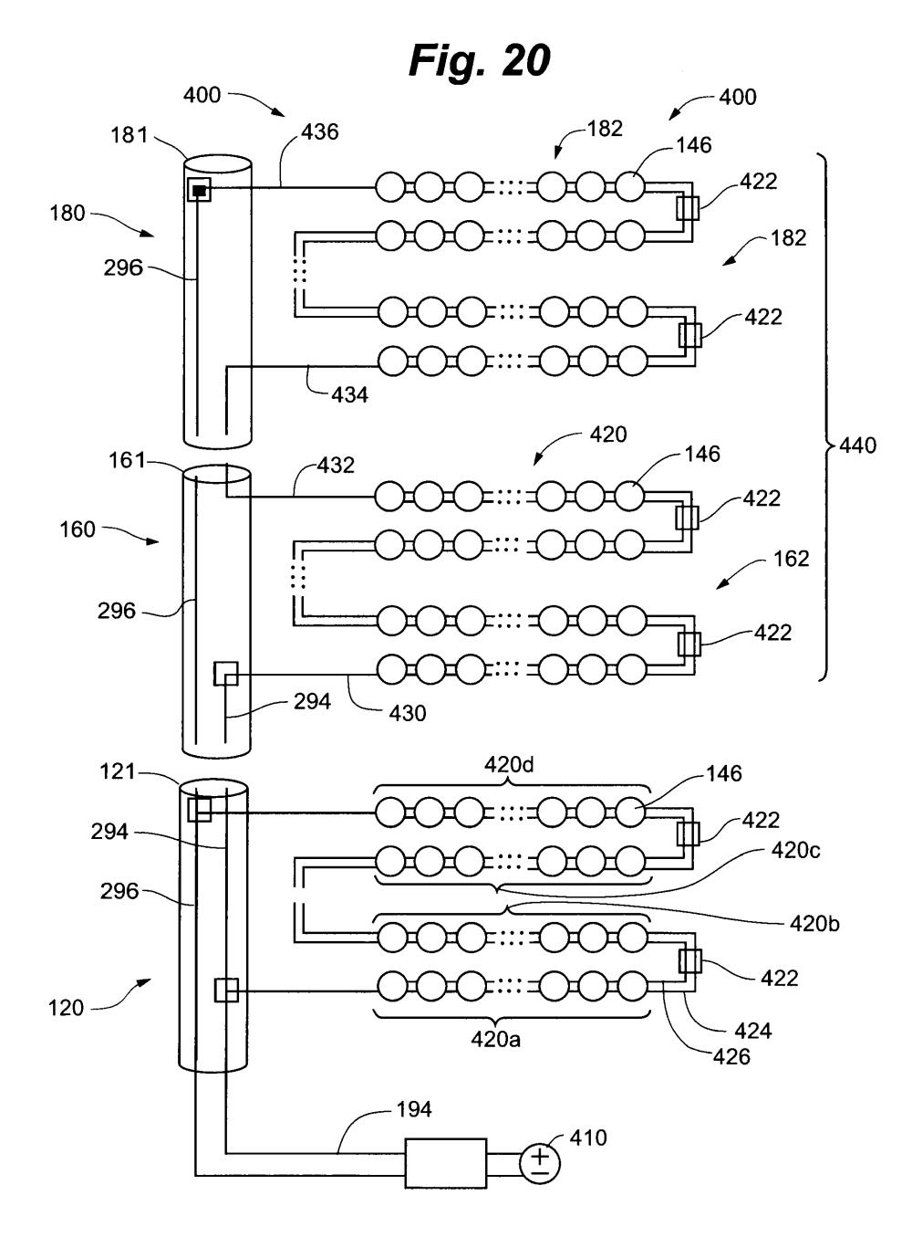 medium resolution of patent us8454186 modular lighted tree with trunk christmas tree light string wiring diagram christmas light wiring diagram