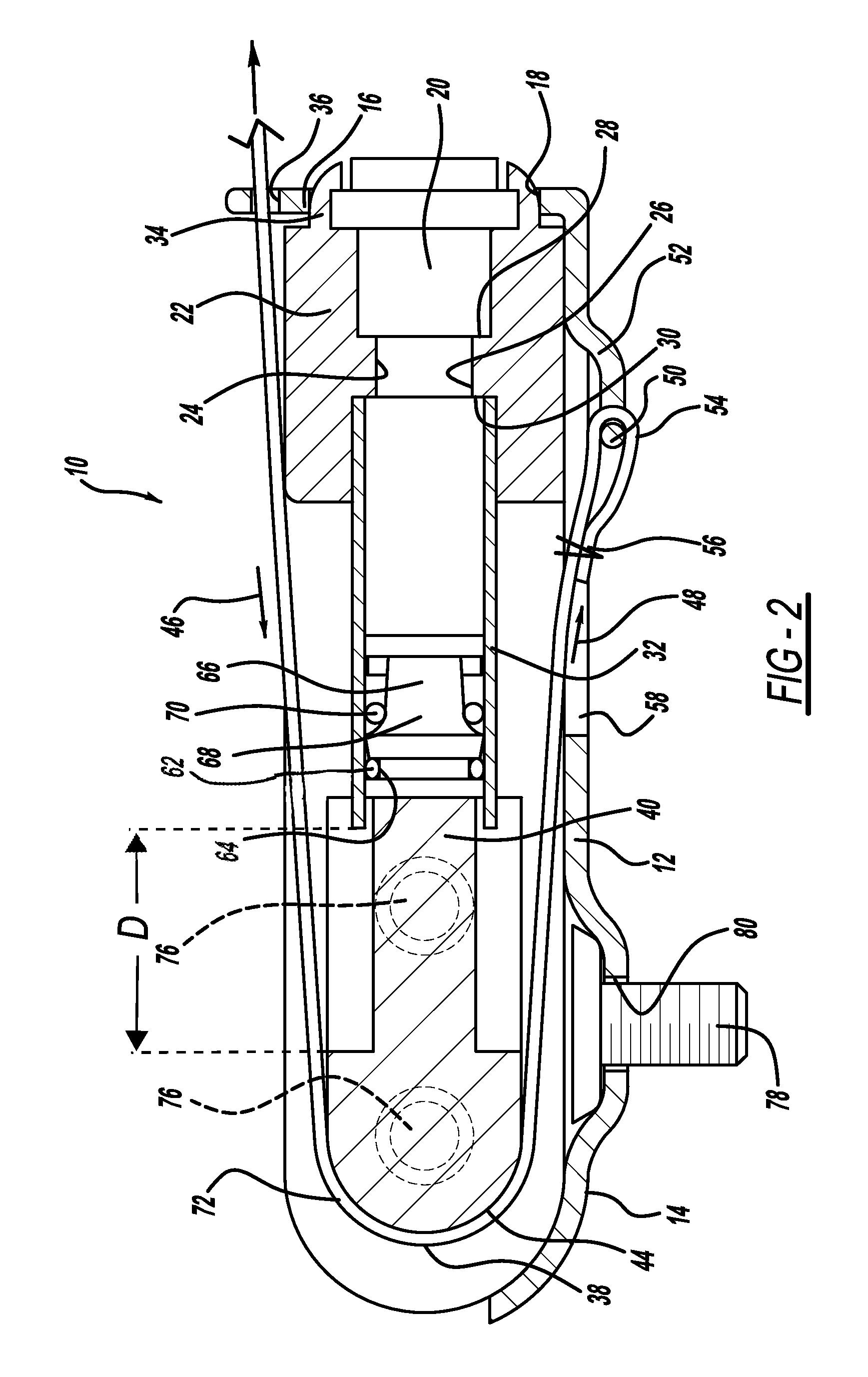 Seat Belt Pretensioner Parts | Wiring Diagram Database